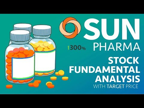 SUN Pharma Fundamental Analysis |  Leading Pharma Companies in India | Indian Stock Market |