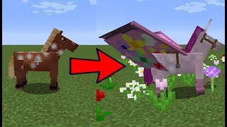 Horse In Minecraft – Meta Morphoz