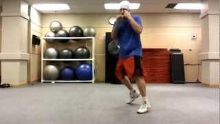 Boxing Footwork Workout - Boxeo - Boxen - Бокс - 복싱