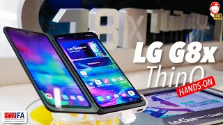 ???? LG G8x ThinQ s Duálním Displejem je super, ale... (IFA 2019)   WRTECH [4K]