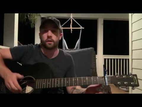Hanging On - Chris Young Cover
