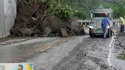 BT: Landslide, nangyari sa Pagudpud, Ilocos Norte dahil sa pag-ulan