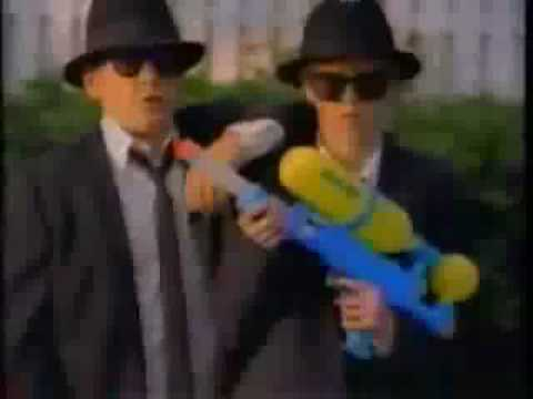Super Soaker Ad From 1991