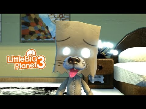 LittleBIGPlanet 3 - Meet Your Poop [Animation by HOMEMADE_POOPIE] - Playstation 4 Gameplay - YouTube
