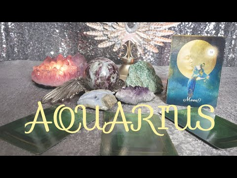 AQUARIUS YOUR RISE TO POWER IS HAPPENING NOW - PSYCHIC TAROT READING JANUARY 14 - 20