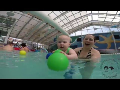 Swim Lessons for Toddlers at AVAC Swim School