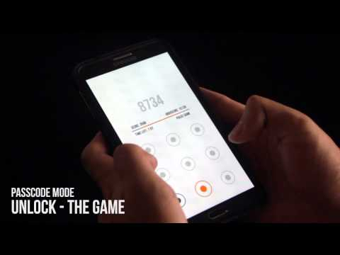 Game unlock phone