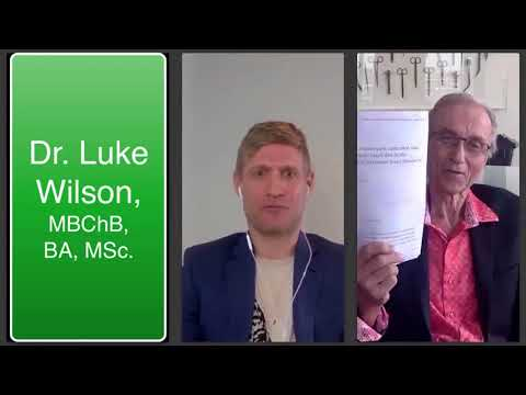 Live with Dr. John McDougall and Dr. Luke Wilson: Webinar 081418