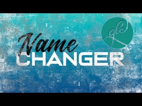 Name Changer - Jacob To Israel // Pastor Andrew