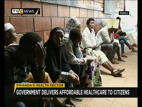 RWANDA HEALTH SECTOR