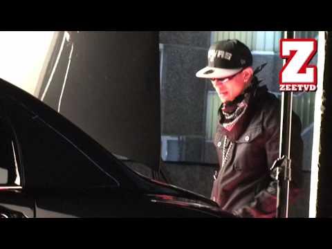Exclusive N-Dubz and Skepta ' Na Na ' Video Behind The Scenes