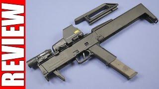 Review | PTS Folding Pocket Gun (FPG) KWA/KSC G18C | Magpul