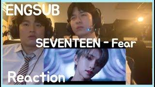 [M/V] SEVENTEEN(세븐틴) - 독 : Fear | REACTION !