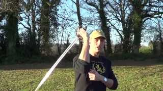 Military sabre solo drill - Historical fencing / HEMA