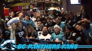 Happy Holidays from the Washington, DC Carolina Panthers Fans