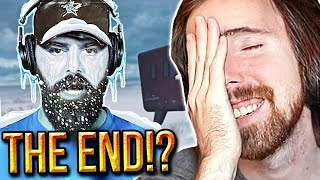 "Asmongold Reacts To ""Nuclear Winter - Keemstar"" 