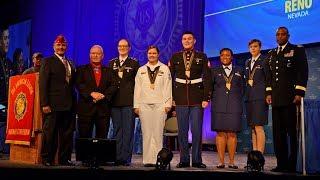 2017 American Legion Spirit Of Service Awards