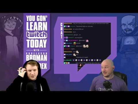 Streaming 101: Running Charity Streams!