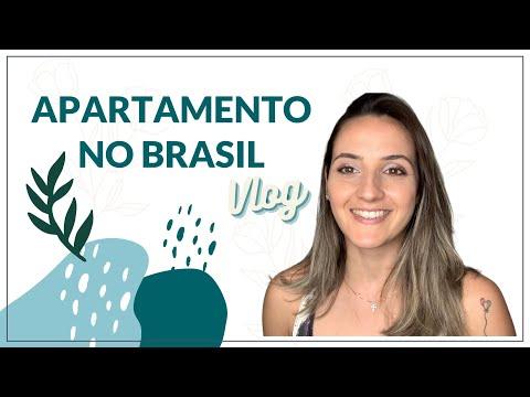 TOUR PELO MEU APARTAMENTO NO BRASIL + SURPRESA!