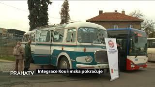 Kouřimsko se zapojilo do Pražské integrované dopravy