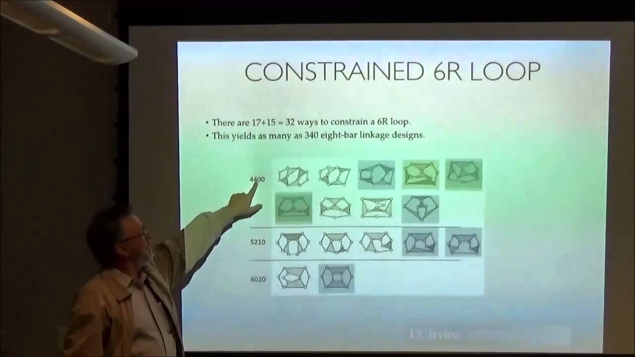Mechanism, Robotics, Kinematics | Mechanical Design 101