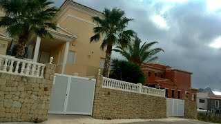 видео Шикарная вилла в средиземноморском стиле за $ 12,5 млн