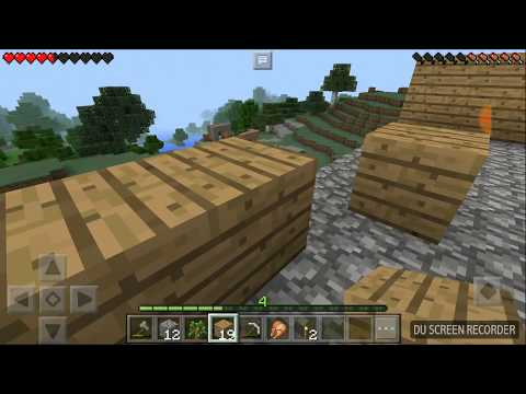 HNT xây nhà hiện đại đơn giản Minecraft HNT CHANNEL Tập 25