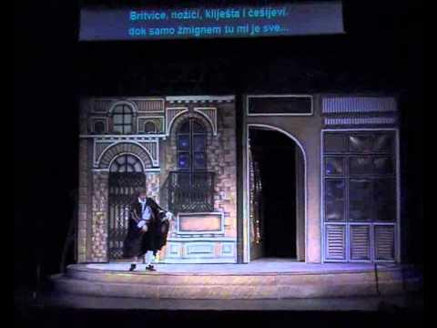 Largo al factotum - The Barber of Seville (Il barbiere di Siviglia)