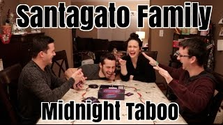 Santagato Family Midnight Taboo Ad