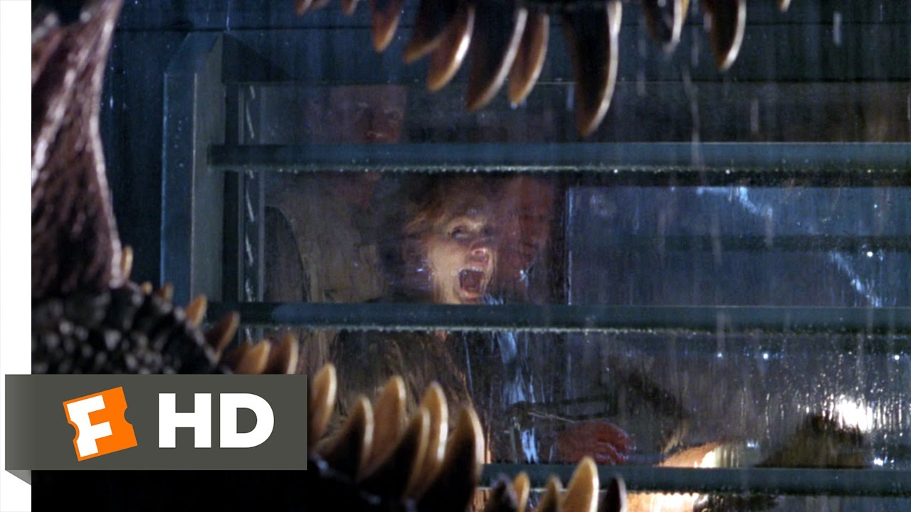 cb1424a5f The Lost World: Jurassic Park (2/10) Movie CLIP - Mommy's Very Angry (1997)  HD - YouTube
