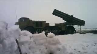 Смотреть видео война на украине. Украинские военные обстреливают из РСЗО Смерч(Смотреть видео война на украине. Украинские военные обстреливают из РСЗО Смерч., 2014-12-14T19:04:31.000Z)