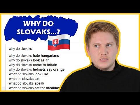 WHY DO SLOVAKS...??? 🇸🇰🤔