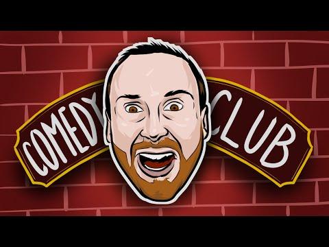 THE COMEDY CLUB (Garrys Mod Hide and Seek)