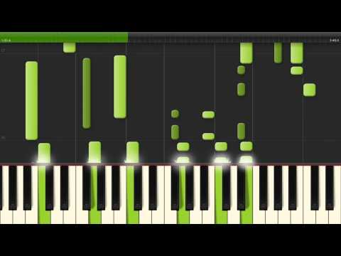 Unintended - Muse Piano Tutorial (How To Play)