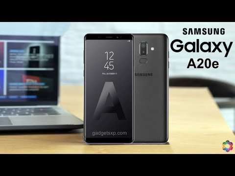 Samsung Galaxy A20e First Look, Release Date, Price, Specs, Features, Camera, Leaks, Concept