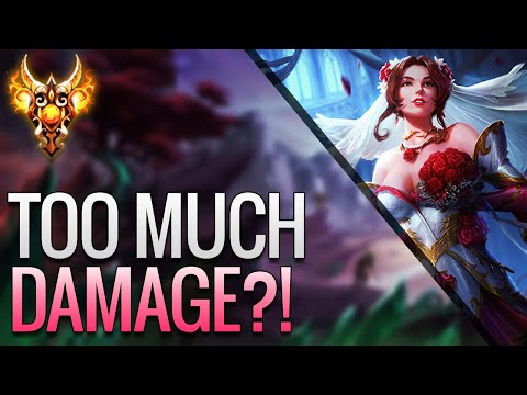 PERSEPHONE TOP BANNED MAGE IN JOUST?! GM Ranked Joust- SMITE