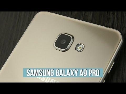 Đánh giá nhanh Samsung Galaxy A9 Pro 2016 - Đẹp, cấu hình mạnh, giá hợp lý