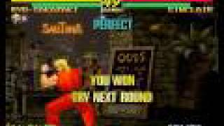 Arcade Longplay [073] Art of Fighting 3