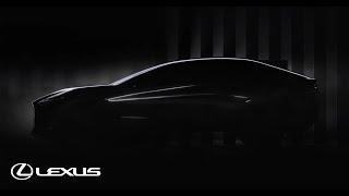Lexus Concept Reveal Show – The Lexus LF-Z Electrified Concept