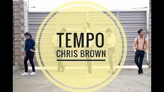 Chris Brown - Tempo Dance  Vijay Akodiya Choreography