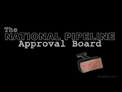 Is Canada's pipeline review process a sham?