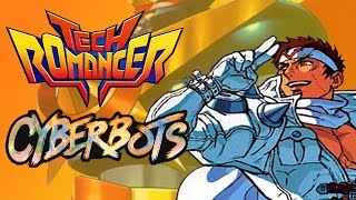 Friday Night Fisticuffs - Tech Romancer / Cyberbots