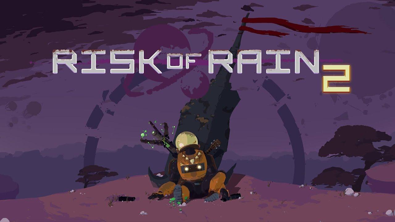 Risk of Rain 2 Teaser Trailer - YouTube