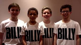 Billy Elliot in Milton Keynes | Billy Elliot the Musical