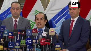 Iraqi electoral commission cancels results from a thousand polling stations
