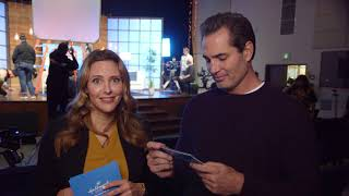 Hot Chocolate Challenge: Hearts of Winter with Jill Wagner and Victor Webster