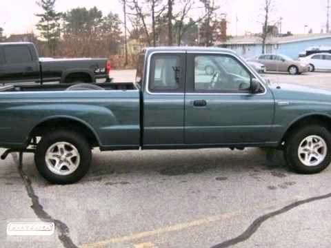2000 Mazda B Series Pickup 7319 In Windham Me 04062