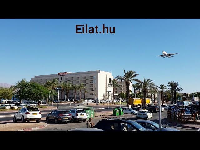 Izrael Eilat az örök nyár városa.