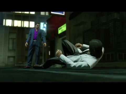 Yakuza #5 more dialogue i guess