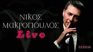 Nikos Makropoulos   Full Live HQ